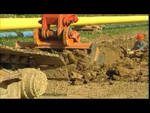 laying pipeline flv
