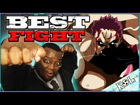 BEST ONE PIECE FIGHT POST TIMESKIP EASY! | One Piece Manga Chapter 895 LIVE REACTION - ワンピース