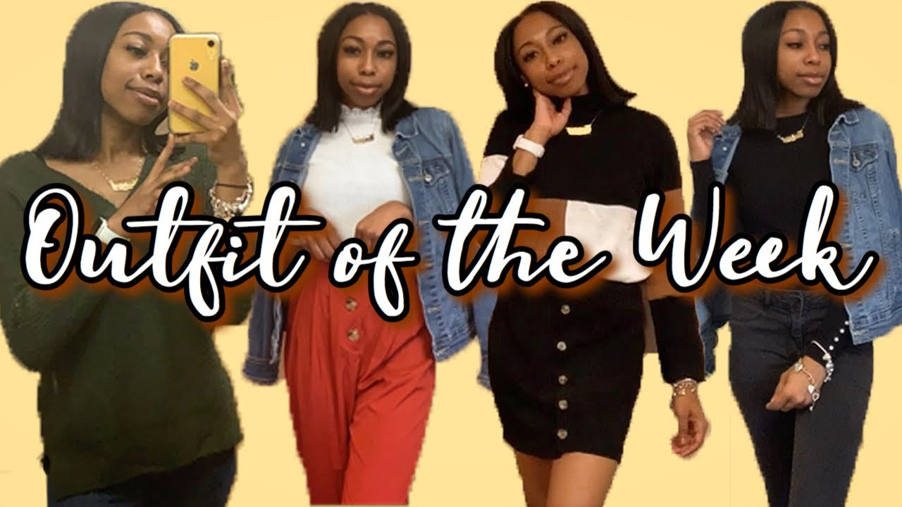 [VIDEO] – Outfit of the Week: Fall Edition