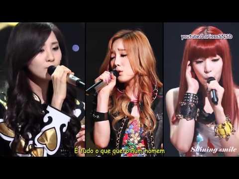 Girls' Generation - TTS - Cater 2 U (Legendado-PT)