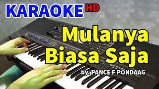 Download Lagu MULANYA BIASA SAJA - Meriam Bellina | KARAOKE HD mp3