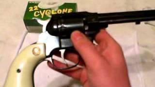 High Standard Double Nine Convertible Revolver