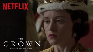 The Crown | Featurette: The Weight of the Crown | Netflix