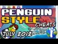 Club Penguin: July 2012 Penguin Style Clothing Catalog Cheats