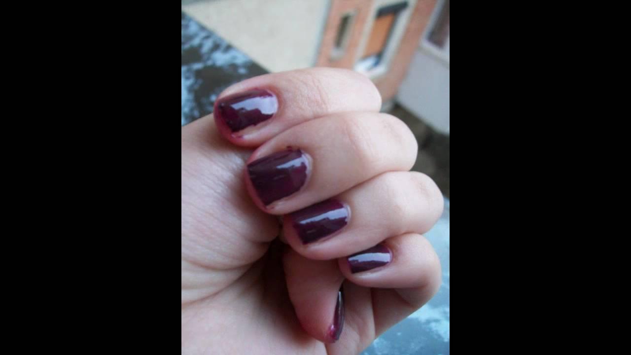 Halloween Nails - Bloody Vampire - YouTube