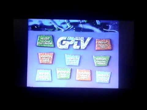 WGTV Channel 8 Athens, Georgia (GPB: Georgia Public Broadcasting: 1995) PBS Ident