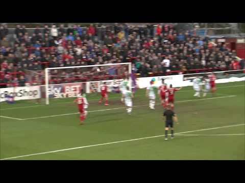 Highlights | Accrington Stanley 2-0 Yeovil Town