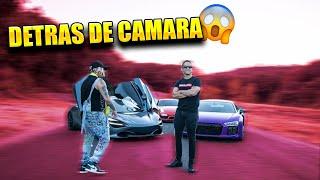GRABANDO MI PRIMER VIDEO MUSICAL AQUI NADA ES IMPOSIBLE FT DAZONER    ALFREDO VALENZUELA
