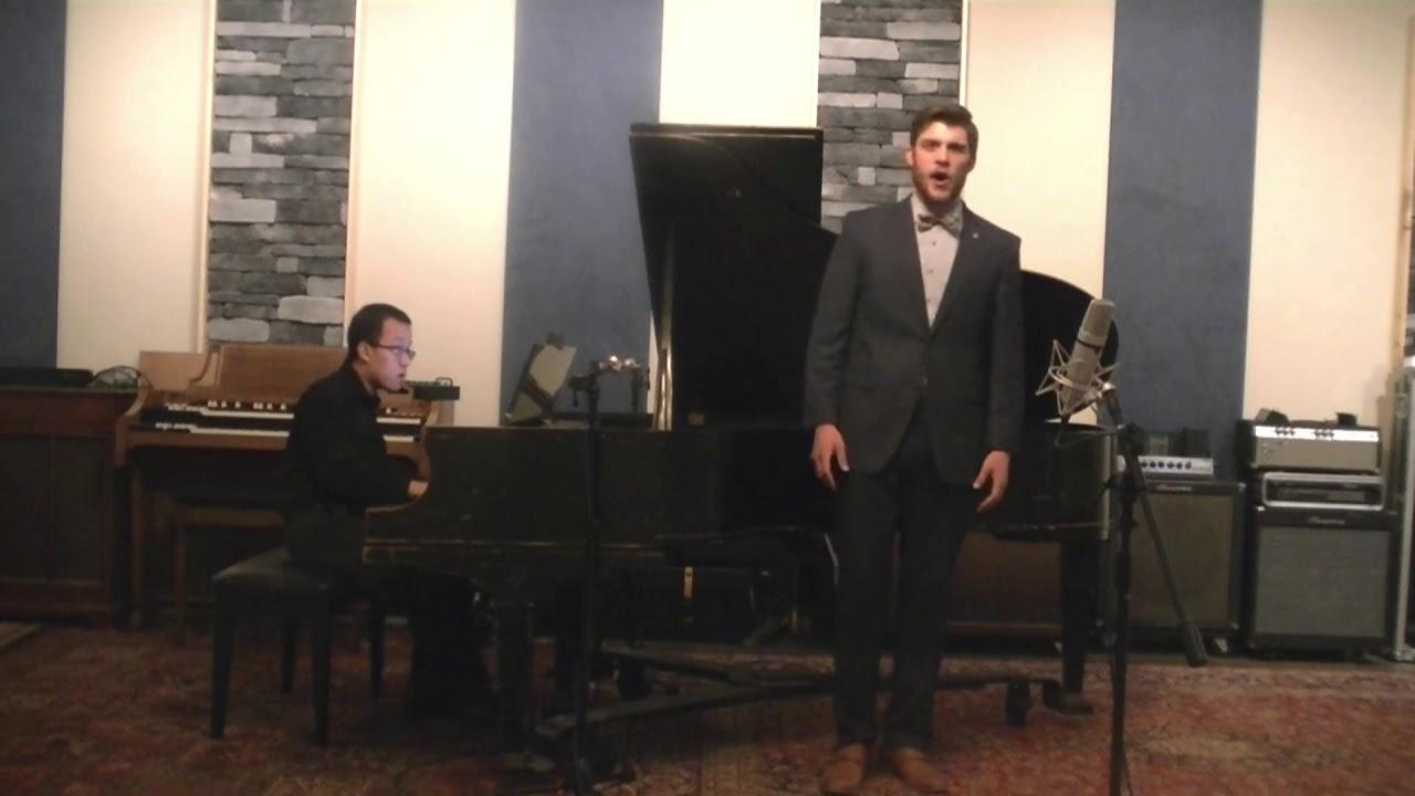 Der Lindenbaum by Franz Schubert - Winterreise 05 (Scott Clark, bass-baritone)