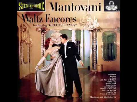 Mantovani & His Orchestra - I Live For You