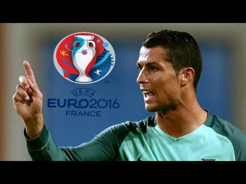 Cristiano Ronaldo - Portugal 2016 • Skills & Goals HD