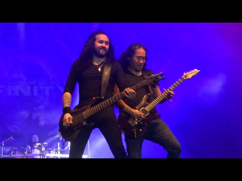 HD DragonForce  Fury of The Storm   in Jogja, 552017 FANCAM