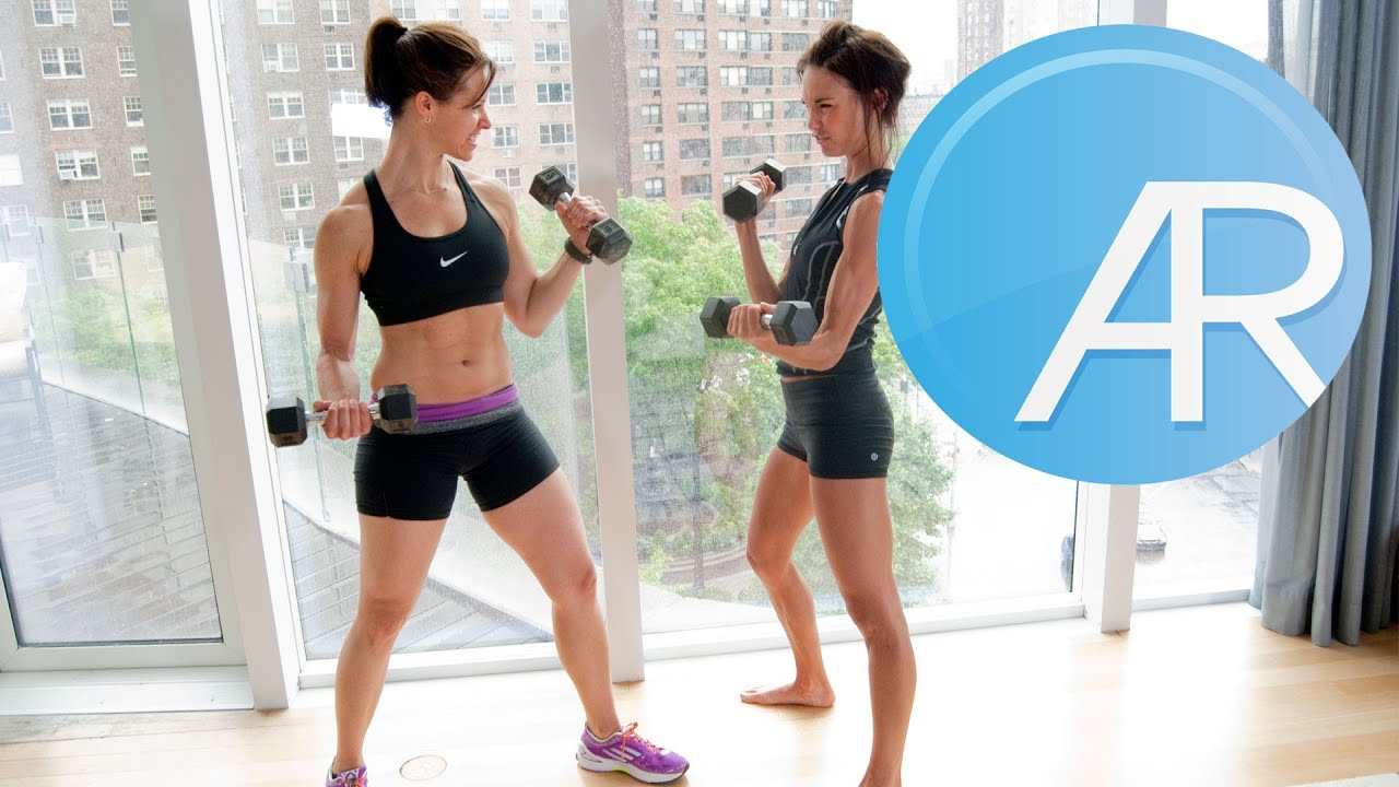 Ar Sculpted Arms And Tiny Waist Workout W Today Show S Jenna Wolfe