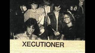 Xecutioner(Pre-Obituary!)-Extremely Rare  2nd Demo!!(