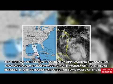 Latest news: Hurricane Nate 2017, hurricane nate path