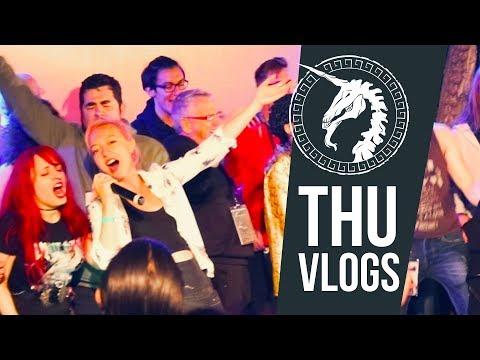 Karaoke! - Trojan Horse Was a Unicorn Vlog 1