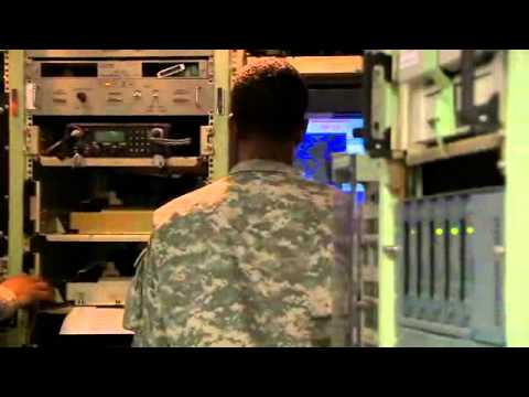 US Army MOS 35N - Signals Intelligence Analyst