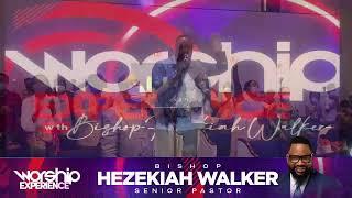 """Hezekiah Walker Presents Kingdom Kid's Conference 21' """"On Your Mark, Reset, Go"""""""