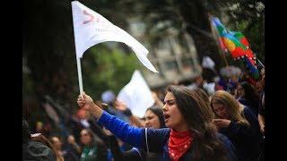 """Chile pasó a tener una """"democracia plena"""" tras el estallido social, según The Economist"""