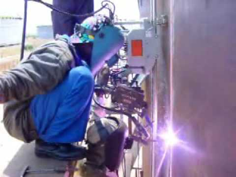 All Position Welding Carriage