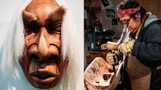 Mask-making connects Indigenous artists to culture | Made from this Land