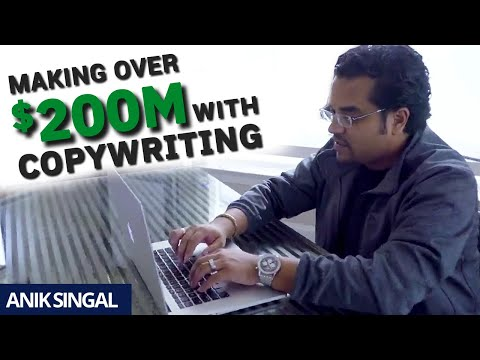 From a  'D'  In English To Making 8 Figures From Copywriting