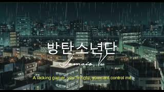 Gambar cover Jamais Vu [방탄소년단] But you're walking in the rain