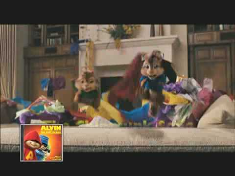 Alvin And The Chipmunks Soundtrack - As Seen On TV