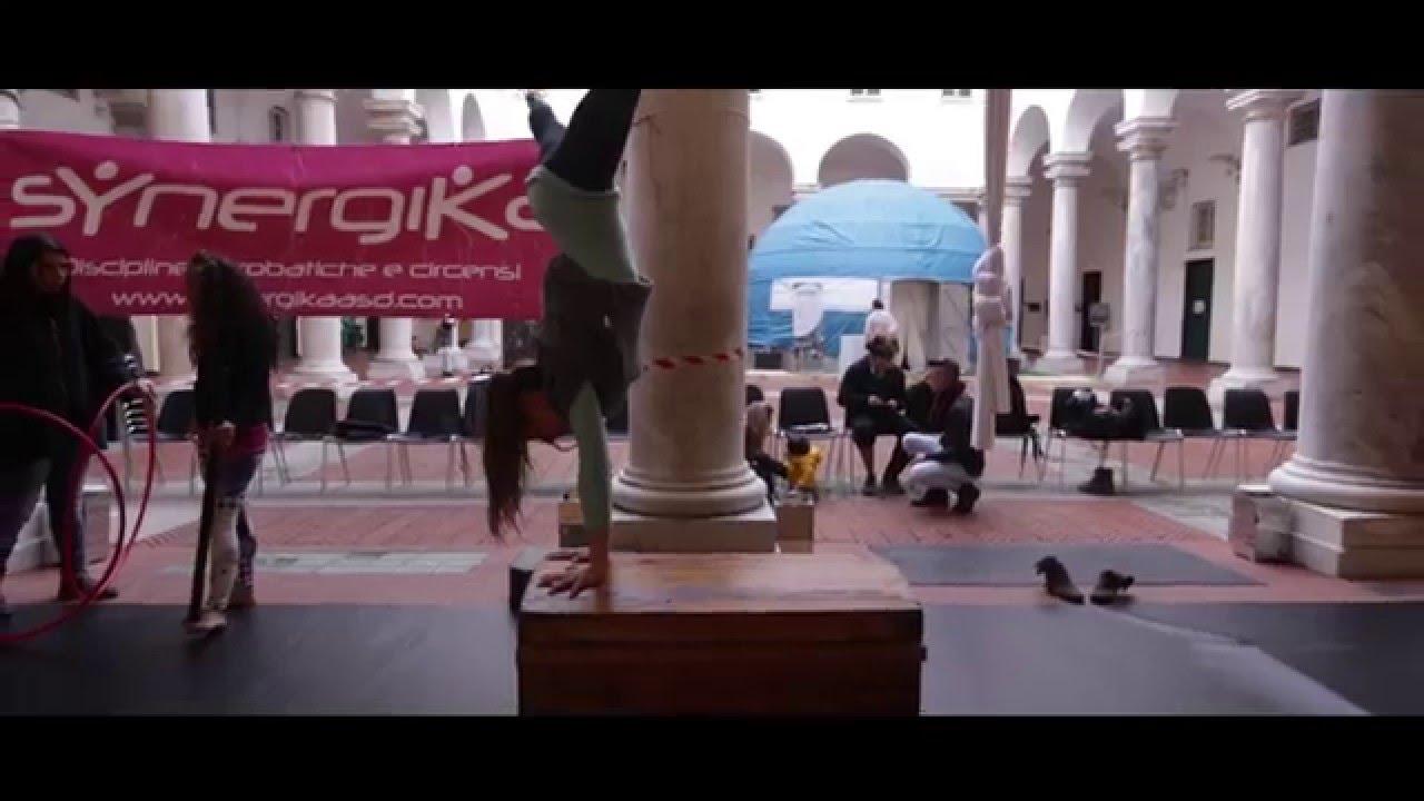 Circo sYnergiKa - Video Promo [Official]
