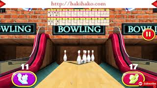 3D Bowling is Sp๐rt game and play free game on mobile,computer,tablet, laptop