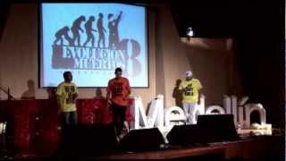 TEDxMedellin - Jeihhco - Revolución sin Muertos