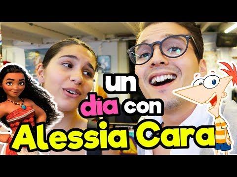Un día con Alessia Cara/ Disney On Ice 2018 / Memo Aponte