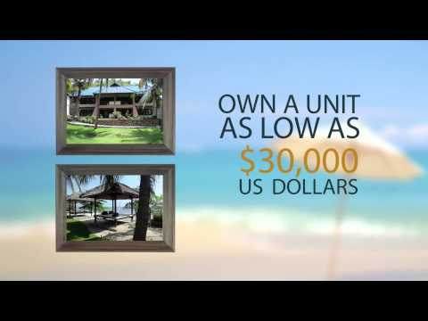 Invest in Lombok, Indonesia.  Lombok resorts & villa for sale