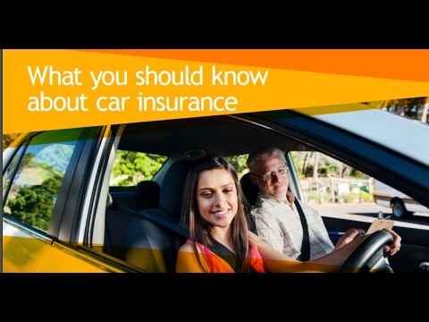 What You Should Know About Car Insurance