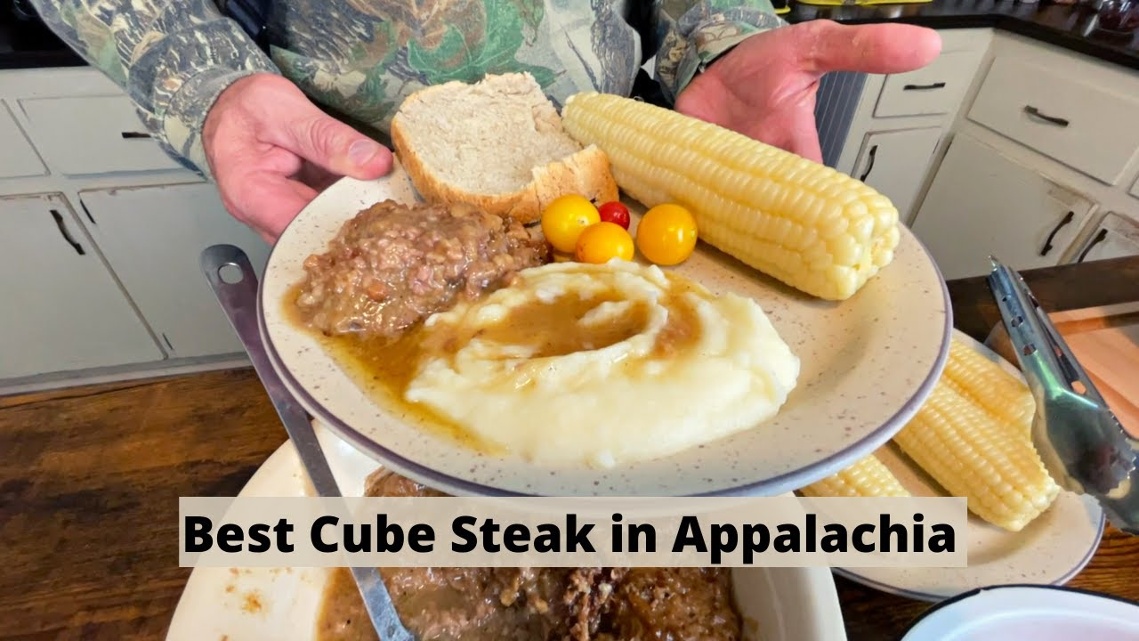 My Favorite Way to Cook Cube Steak  - In Appalachia