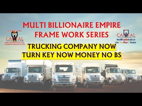 TRUCKING CO NOW! TURN KEY NO BS  Start Your Core Business's Now