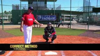 Corrective Video: CATCHING - THROWING