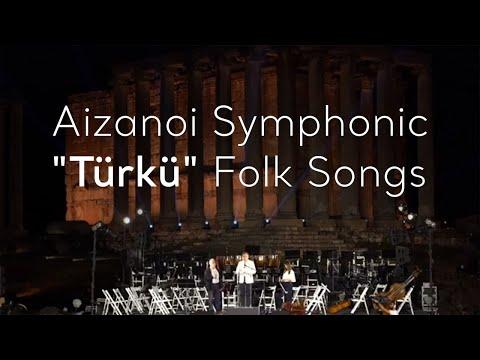 "Turkey.Home - Aizanoi Symphonic ""Türkü"" Folk Songs"