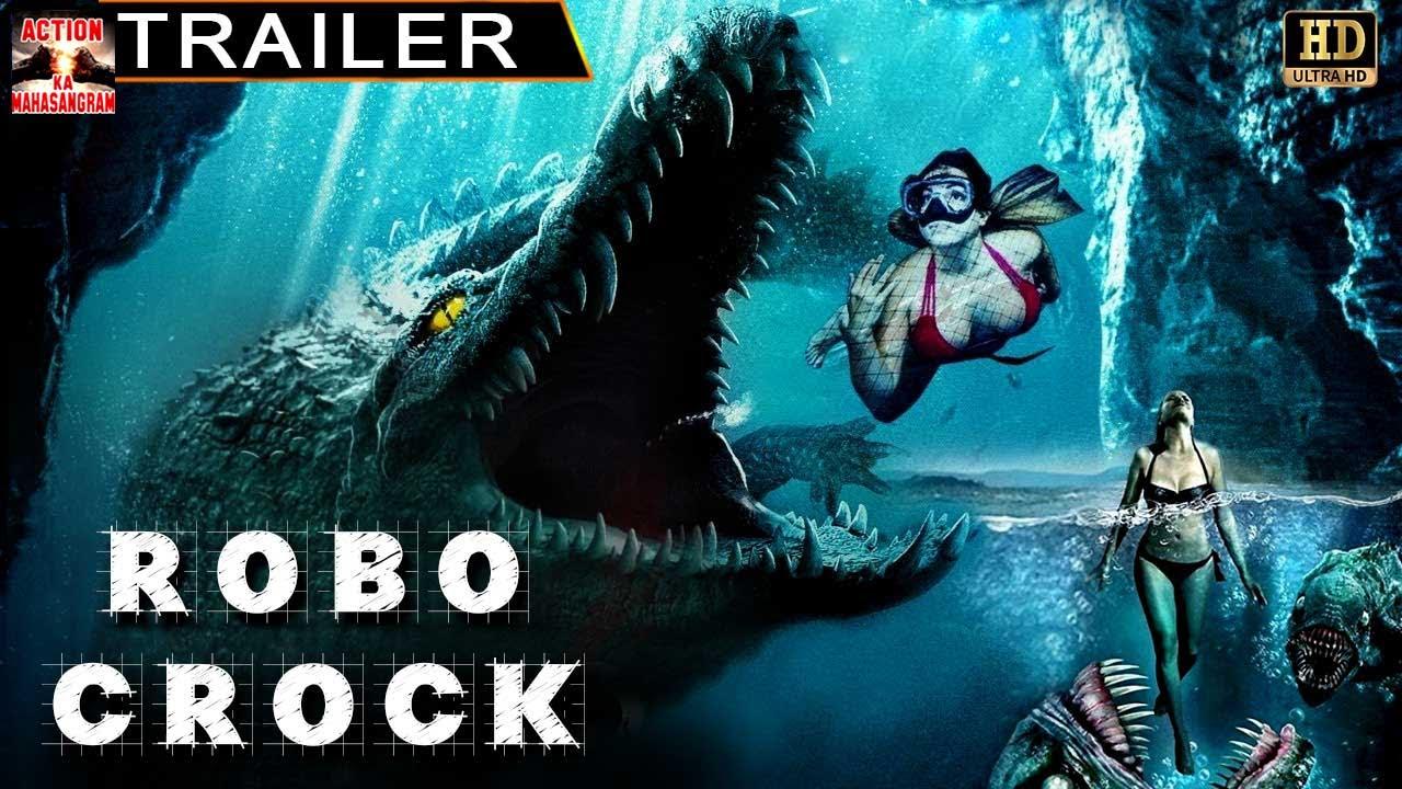रोबो क्रॉक - Robo Crock | Hollywood Dubbed Official Trailer | Corin Nemec, Lisa McAllister