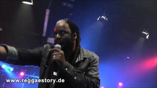 Morgan Heritage - 3/5 - Down By The River + Reggae Bring Back Love - 28.10.2015 - YAAM Berlin