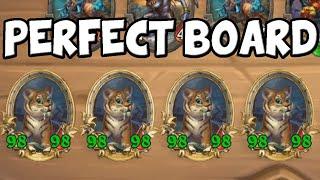 The Ultimate Tabbeycat   Hearthstone Battlegrounds