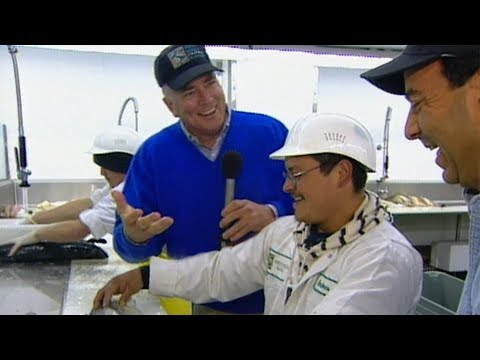 Visiting With Huell Howser: Santa Monica Seafood