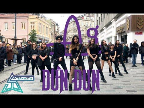 Download  KPOP IN PUBLIC TURKEY EVERGLOW 에버글로우 - DUN DUN Dance Cover TEAMWSTW Gratis, download lagu terbaru