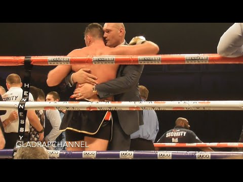 "'AND STILL"" - The moment when Joseph Parker WINS against Hughie Fury!"