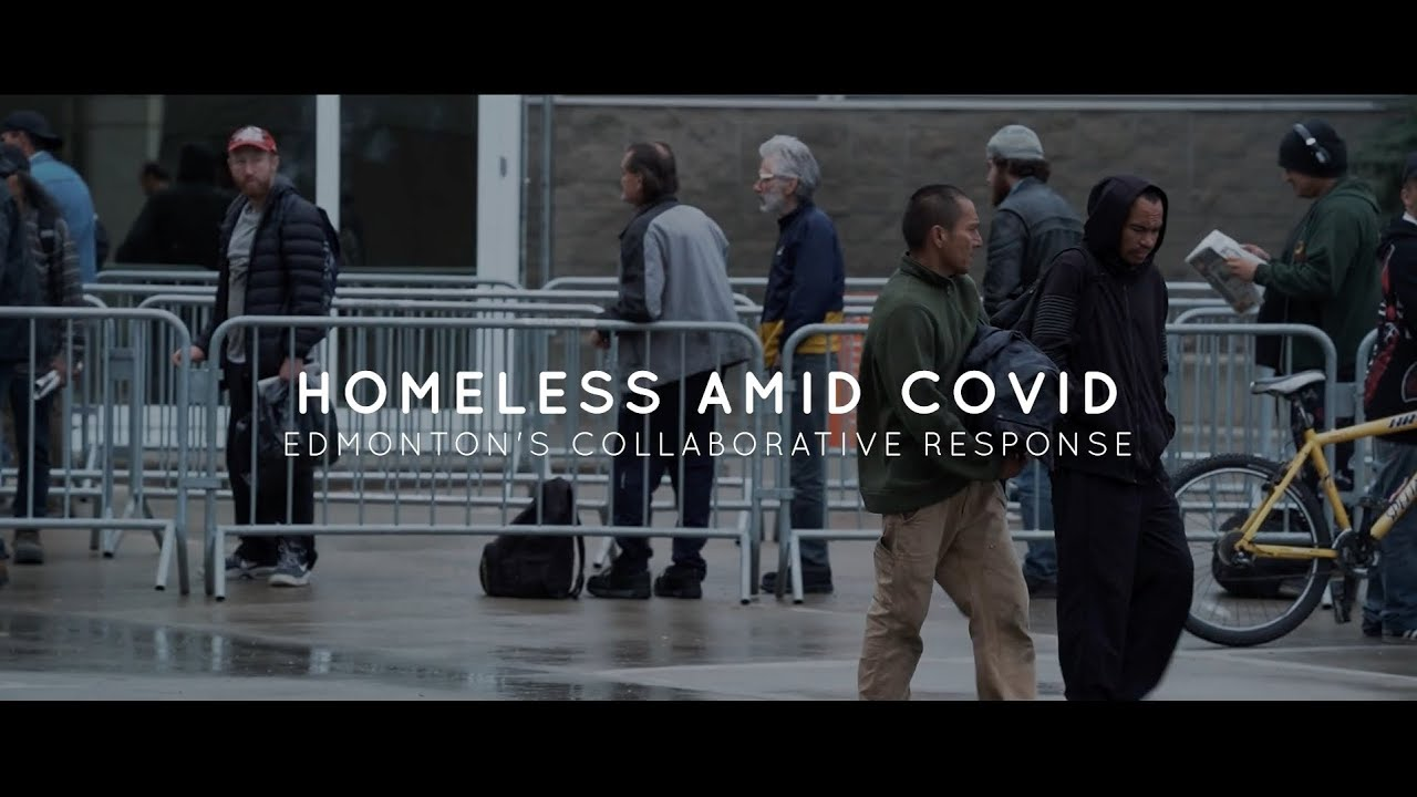 Homeless Amid COVID Video Series