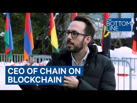 CEO Of Chain On What People Get Wrong About Blockchain