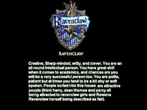 Ravenclaw House Song