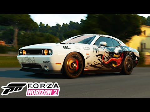 Forza Horizon 2 Dodge Challenger Venom 41 Youtube