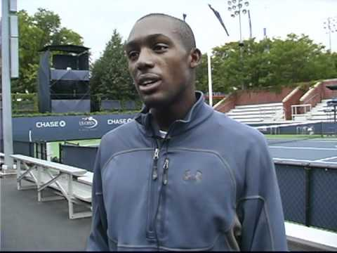 2010 US Open Qualifying Tournament: Meet Alexandra And Blake