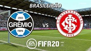 EA Sports™ FIFA 20 | Grêmio VS Internacional - Brasileirão Grenal ⚽ GamePlay FIFA 20 PlayStation 4™